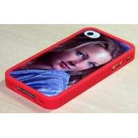 Case Iphone 4 Bumper Photo Frame