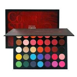 Paleta de sombras Collor Studio Beauty Glazed