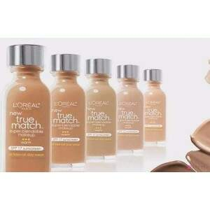 Base  LOreal True Match Super Blendable Makeup