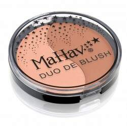 Duo de Blush Mahav (Cobre-Bronze)