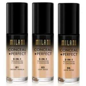 Bases Milani Conceal + Perfect