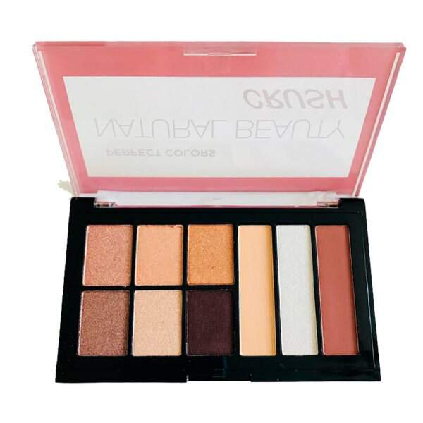 Paleta Belle Angel Natural Beauty 9 cores B051
