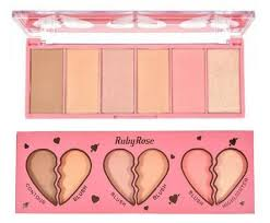 Paleta Face kit Hear - HB7520