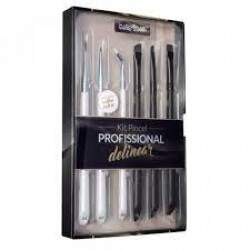 Kit de Pincel de Delinear WB 700