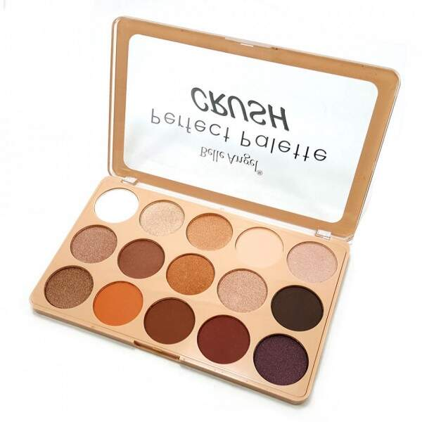 Paleta de Sombras Perfect Palette Crush - Cor A