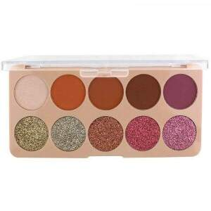 Paleta de Sombras Total Effect Belle Angel - T023 - Cor A