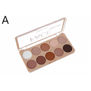 Paleta de Sombras Face Crush - Belle Angel T003 A