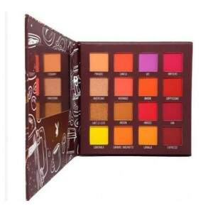 Paleta de Sombras Playboy - Cooffe Break