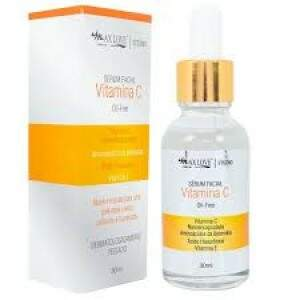 Sérum facial Vitamina C da Max Love