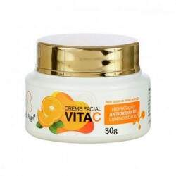 Creme Facial Vitamina C Belle Angel