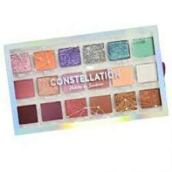Paleta de Sombras 18 Cores Constellation  Sp Colors