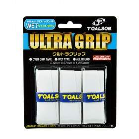 Over Grip Toalson Ultra Grip x 3 - Branco
