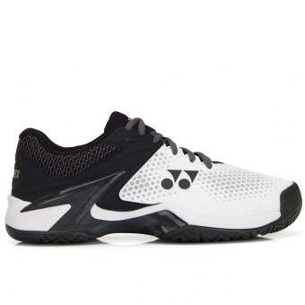Tênis Yonex Power Cushion Eclipsion2 All Court Branco e Preto