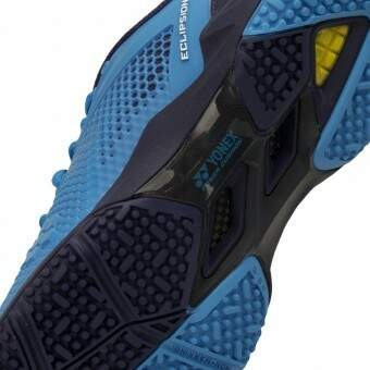 Tênis Yonex Power Cushion Eclipsion2 Clay Azul