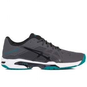 Tênis Asics Gel Solution Speed 3 Cinza
