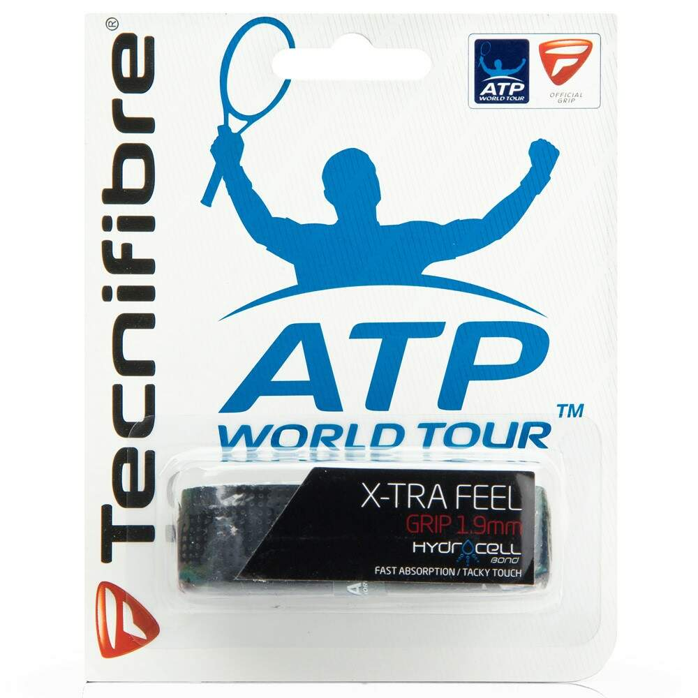 Cushion Tecnifibre X-tra Feel Preto