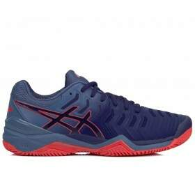 Tênis Asics Gel Resolution 7 Clay Azul