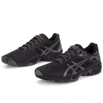 Tênis Asics Gel Solution Speed 3 L.E. Preto
