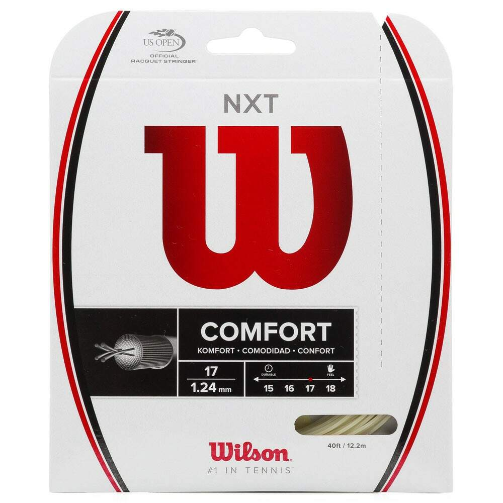 Set de Corda Wilson NXT 17L 1.24mm