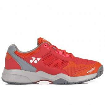 Tênis Yonex Power Cushion Lumio All Court Vermelho