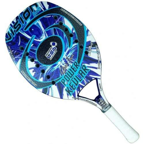Raquete de Beach Tennis Vision Power Kevlar 2020