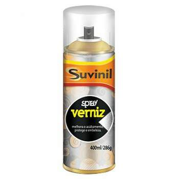 Spray Multiverniz Fosco 400ml - Suvinil
