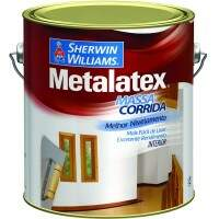 Massa Corrida 3,6 Litros - Sherwin Williams