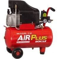 Compressor Air Plus MSI 8,5/25L 2,0CV 220v - Schulz