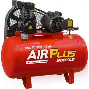 Compressor Air Plus 15/100 220v 921.7972-0 - Schulz