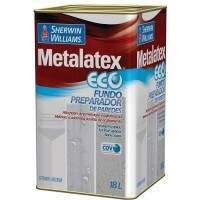 Fundo Preparador de Parede Base Dagua Metalatex Eco 18 Litros - Sherwin Williams