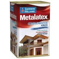 Massa Acrílica Metalatex 18 Litros - Sherwin Williams