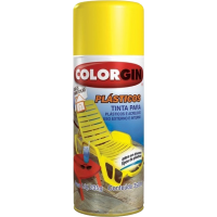Spray Brilhante Plásticos 350ml - Colorgin