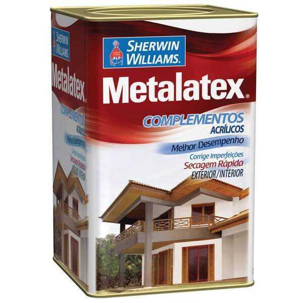 Selador Acrílico Metalatex 18 Litros - Sherwin Williams