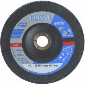 Disco Flap Disc Classic 115x22mm - Norton
