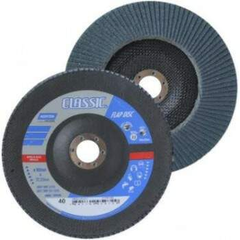 Disco Flap Disc Classic 180x22mm Grão 60 - Norton