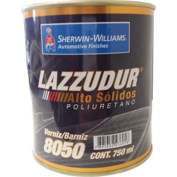 Verniz 8050 A+B Lazzuril 900ml - Sherwin Williams