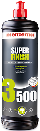 Polidor Super Finish 3500 250ml - Menzerna