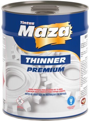 Thinner SM 800 18 Litros - Maza