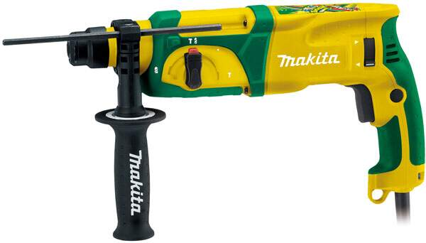 Martelete Combinado 24mm HR2016 220v - Makita