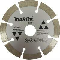 Disco Rebolo Diamantado 105 x 10 x 20mm Granite D-44351 - Makita