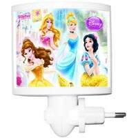 Mini Abajur LED Princesas - Startec