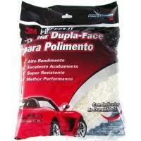 Boina Dupla Face Normal Branco - 3M