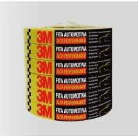 Fita Crepe Automotiva Alta Performance 24mm x 40mm - 3M