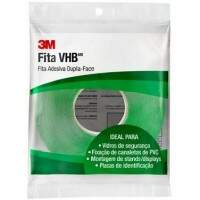 Fita Dupla Face VHB 4910 Flow Pack 19mm x 20mm - 3M