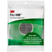 Fita Dupla Face VHB 4910 Flow Pack 9,5mm x 20mm - 3M