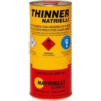 Thinner 8100 0,9 Litros - Natrielli