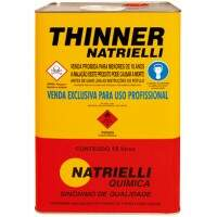 Thinner 8100 18 Litros - Natrielli