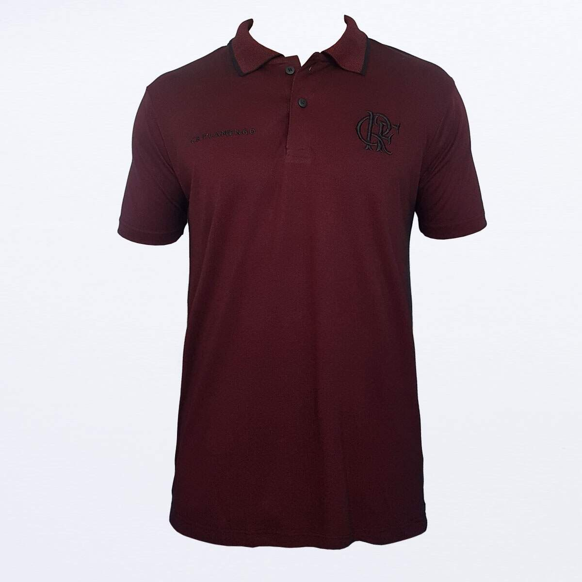 Camisa Polo Flamengo Form Adulto 2017
