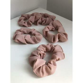 SCRUNCHIE  - ROSE