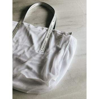 WHITE SUMMER BAG
